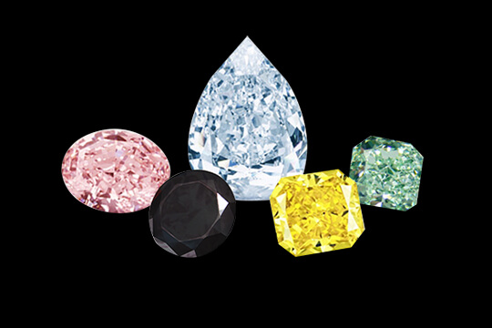 All About Diamonds – Nature's Most Precious Gemstone | Shimansky